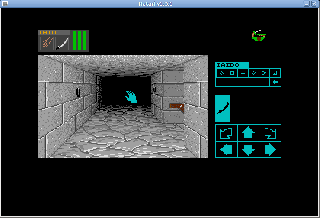 Screenshot Thumbnail / Media File 1 for Dungeon Master (1987)(FTL)[cr Lord]